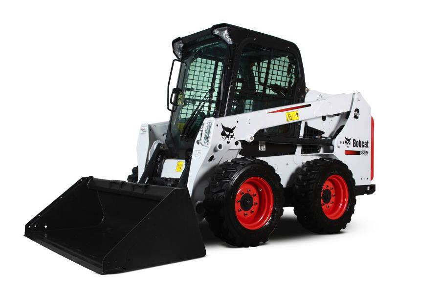 Bobcat Skid Steer S570