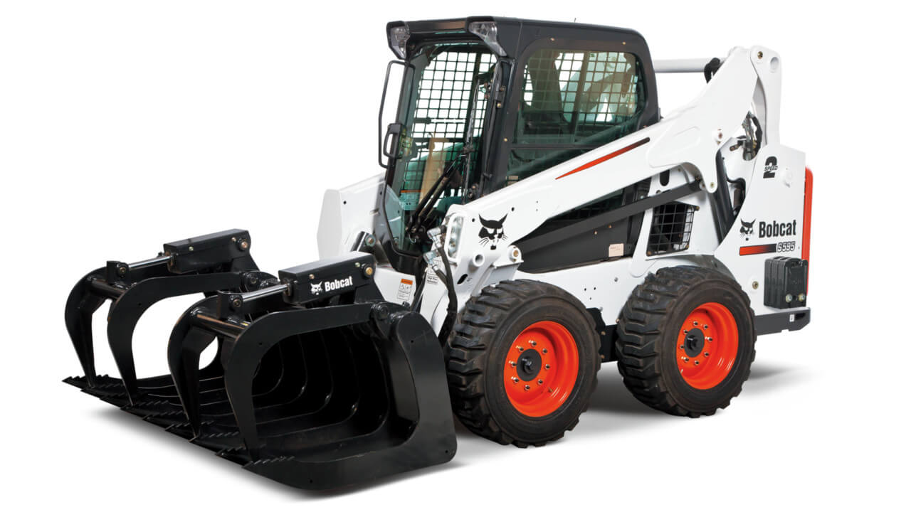 Bobcat Skid Steer S595