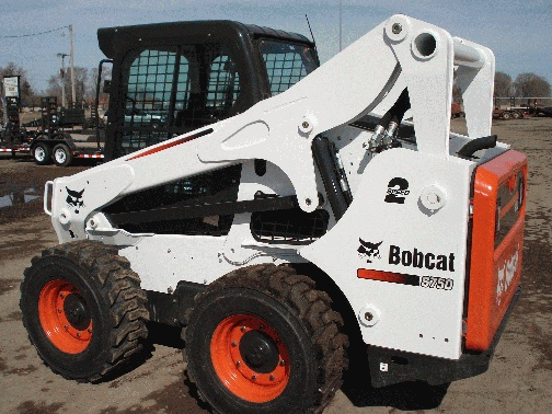 Bobcat Skid Steer S750