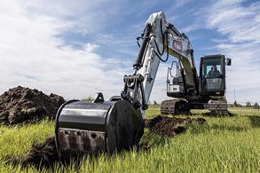 NY excavator sales